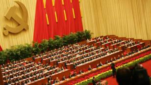 Une réunion du Parti communiste chinois en 2007.