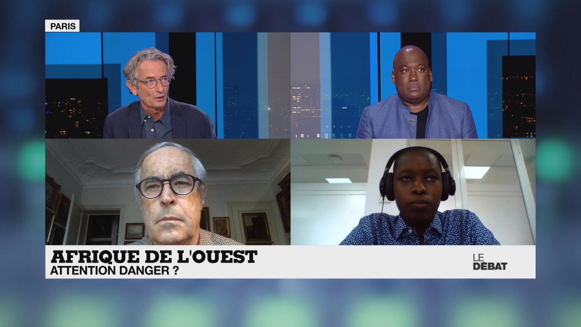 Le Débat de France 24 - lundi 7 septembre 2020