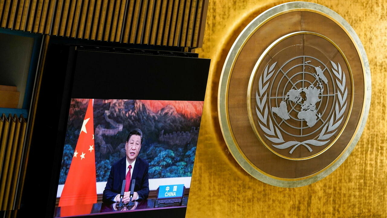 China, US announce separate, major steps to combat climate change
