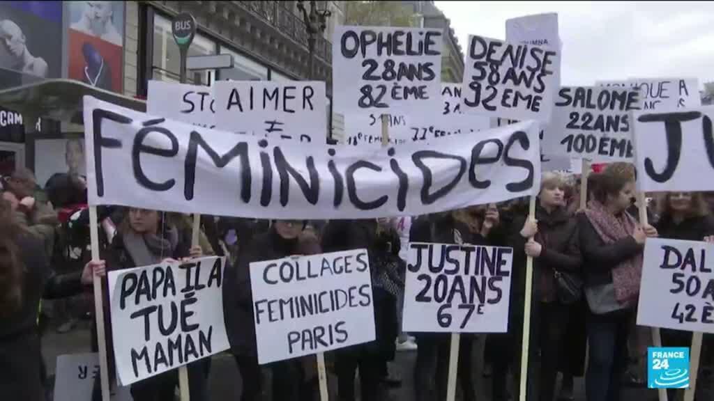 2021-06-11 04:09 La France annonce de nouvelles mesures de lutte contre les violences faites aux femmes