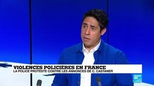 2020-06-12 14:03 Violences policières : la police française proteste contre les annonces de Castaner
