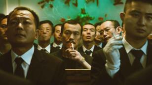 """Fan Liao dans """"Les Éternels"""", prix du film le plus nicotiné de la Croisette."""