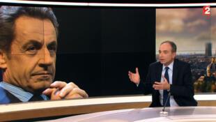 Jean-François Copé dit ne pas vouloir prendre sa revanche sur l'ancien président Nicolas Sarkozy.