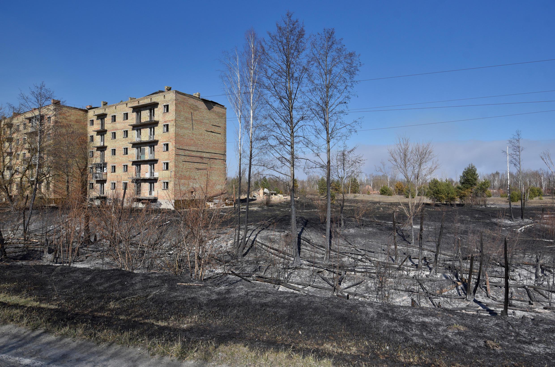 2020-04-13T095353Z_1945302636_RC2L3G9Q51Q0_RTRMADP_3_UKRAINE-CHERNOBYL-FIRE