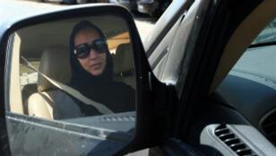 """Manal al-Sharif, icône du mouvement """"Women to drive"""""""