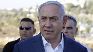 L'image d'un Benjamin Netanyahu comme garant de la sécurité d'Israël est de plus en plus constestée par ses rivaux politiques.