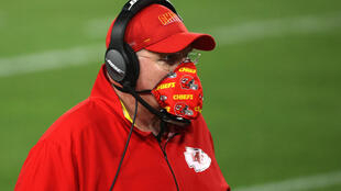 Kansas City Chiefs coach Andy Reid says his team's Super Bowl preparations were not affected by the car crash involving his son that left two children injured