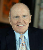 Jack Welch, ancien patron de General Electric