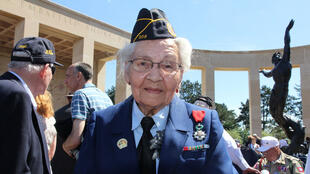 Marcella Le Beau, infirmière en 1944 en Normandie - Stéphanie Trouillard