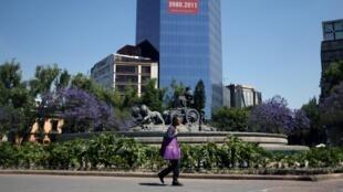 """El lunes 9 de marzo las mujeres """"desaparecieron"""" del espacio público en México para protestar contra las violencias y desigualdades que sufren las mexicanas."""
