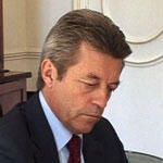 Alain Joyandet, ex-secrétaire d'État à la Coopération.