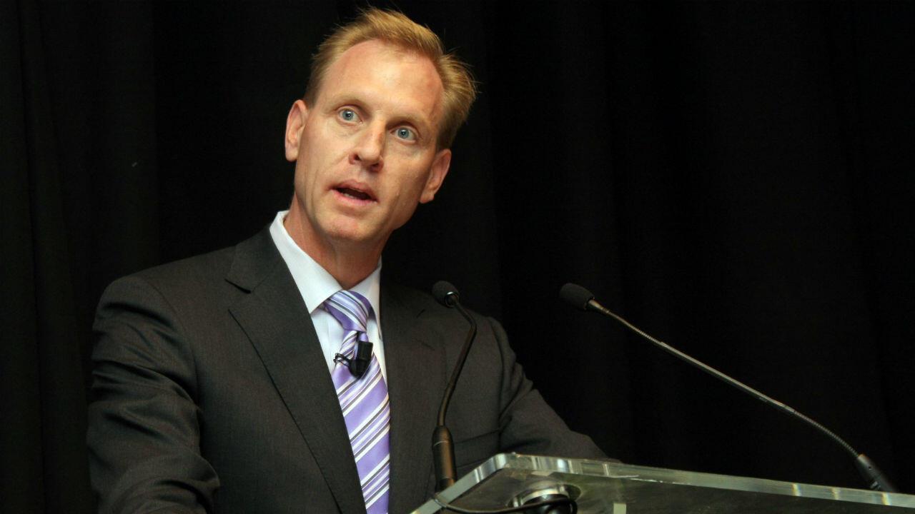 Patrick Shanahan est un ancien de Boeing.