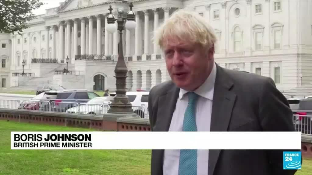 2021-09-22 18:02 'Get a grip,' PM Johnson tells France after submarine row