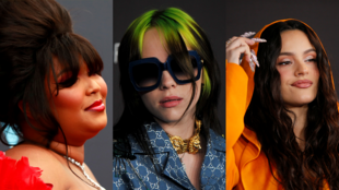 WEB 20NOV LIZZO ROSALIA BILLIE EILISH