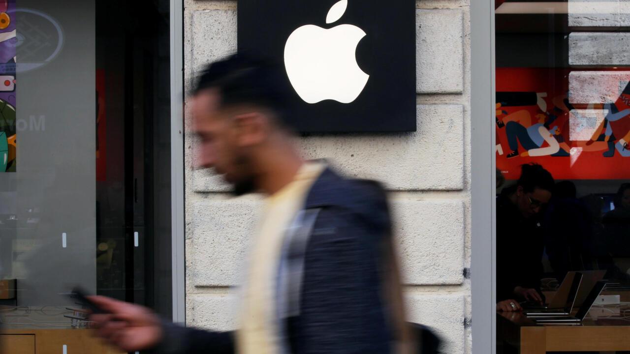 Plainte contre Apple : la révolte des