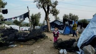 The 23-year-old was volunteering on the island of Lesbos for a migrant aid group when she was arrested
