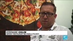 2020-05-29 16:55 Covid-19 : Le succès du plexiglass et des distributeurs de pizzas
