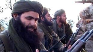 """عبد المالك دروكدال زعيم تنظيم """"القاعدة في بلاد المغرب الإسلامي"""""""