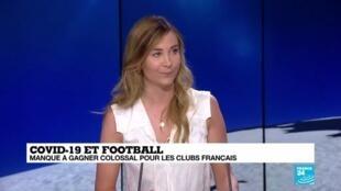 2020-07-24 09:11 Covid-19 en France : les conséquences économiques de l'interruption de la saison de Football