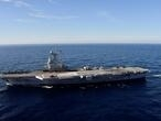 France to deploy Charles de Gaulle aircraft carrier to support operations in Middle East
