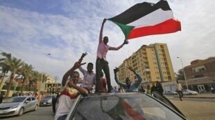 Des manifestants à Khartoum, le 1er août 2019 pour protester contre le meurtre de quatre lycéens à Al-Obeid