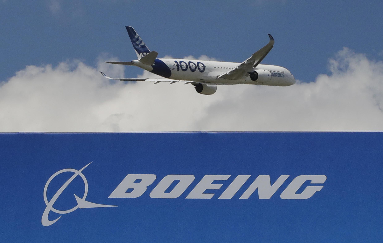 Airbus Boeing 2