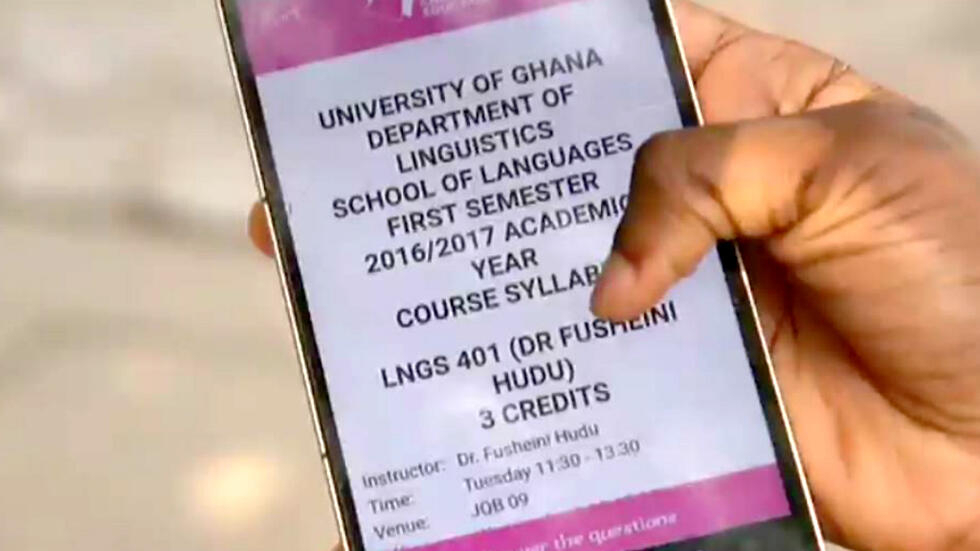 Internet rencontres escroqueries Ghana Afrique
