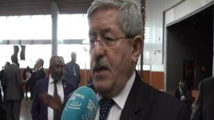 رئيس الحكومة الجزائرية أحمد أويحيى