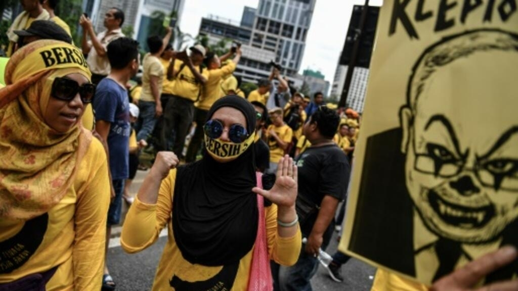 Malaysia sets up task force to probe 1MDB scandal