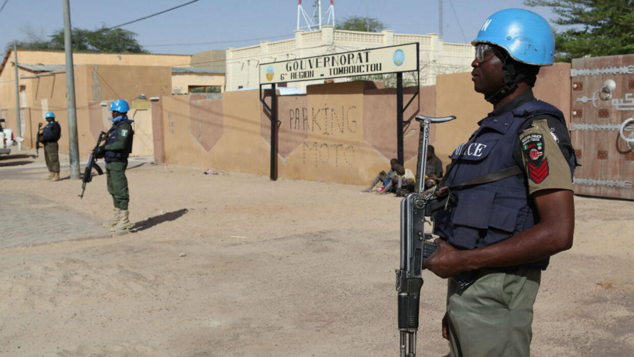 UN peacekeeper, two civilians killed in attack on military convoy in Mali