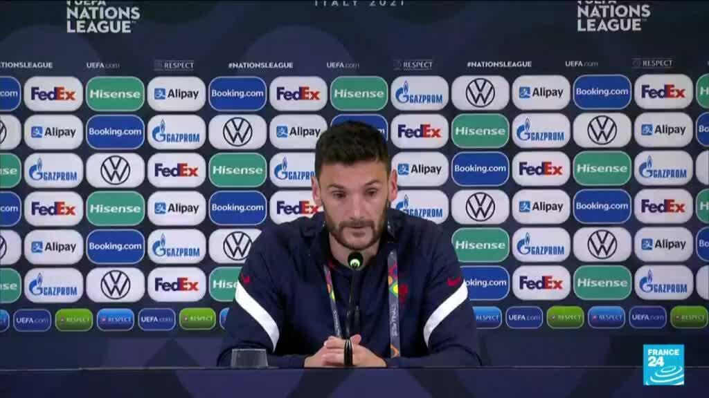 2021-10-07 11:13 Ligue des nations: Belgique-France, entre revanche et reconquête
