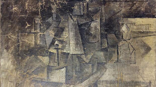 "Picasso's cubist ""La Coiffeuse"", worth about $15 million, was stolen in 2001."
