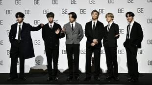 K-pop band BTS became the first South Korean act to top the US singles chart