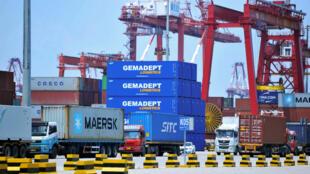 China anunció la imposición de nuevos aranceles a partir del próximo 23 de agosto a productos importados desde Estados Unidos. Julio 6 de 2018.