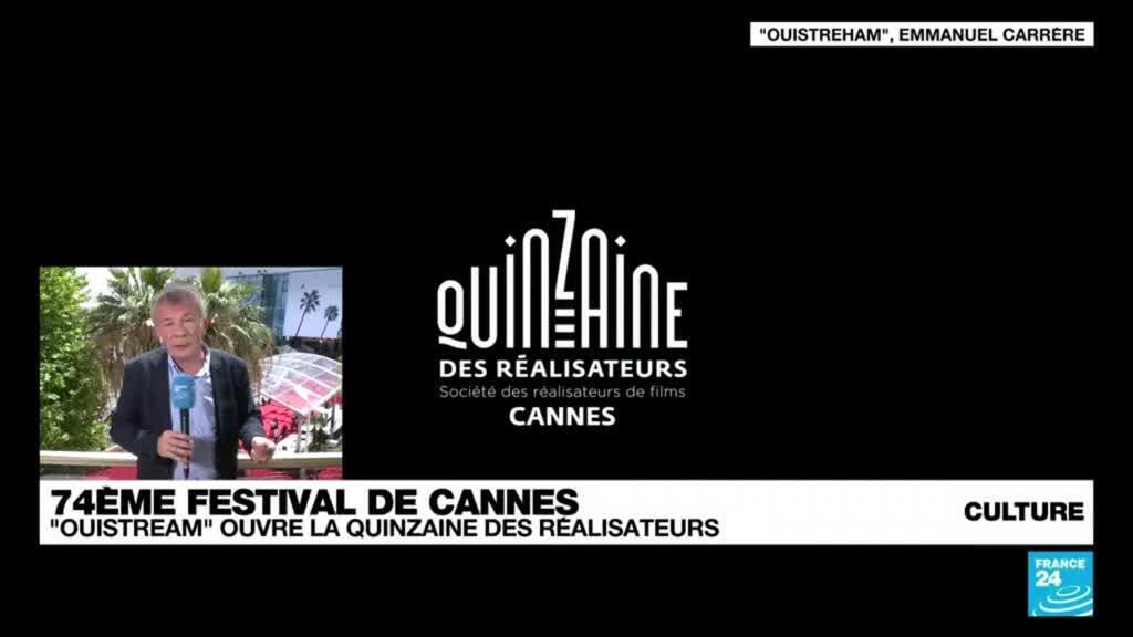 """2021-07-07 14:53 Festival de Cannes : """"Ouistream"""" ouvre la quinzaine des réalisateurs"""