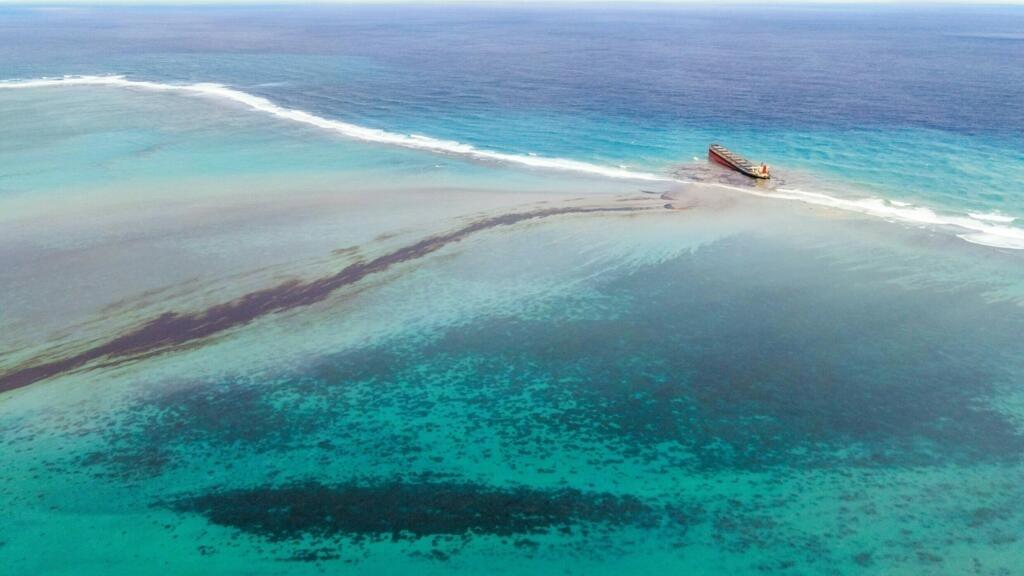 Marée noire à l'île Maurice : l'armateur japonais déjà impliqué dans plusieurs accidents