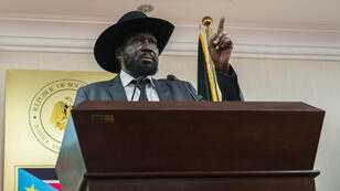 South Sudan's Salva Kiir has been president since the country's independence in 2011