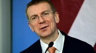 Latvia's Foreign Minister Edgars Rinkevics is seeking a new international pact on intermediate-range missiles after the collapse of the landmark INF treaty