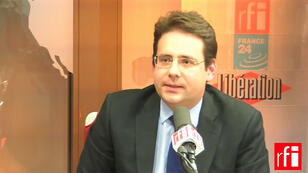 Matthias Fekl, secrétaire d'État chargé du Commerce extérieur était l'invité de Mardi politique le 24 février.