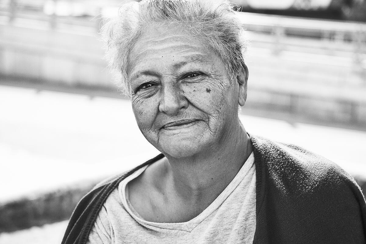 Maria a vécu la majeure partie de sa vie aux États-Unis avant d'être expulsée vers le Mexique.