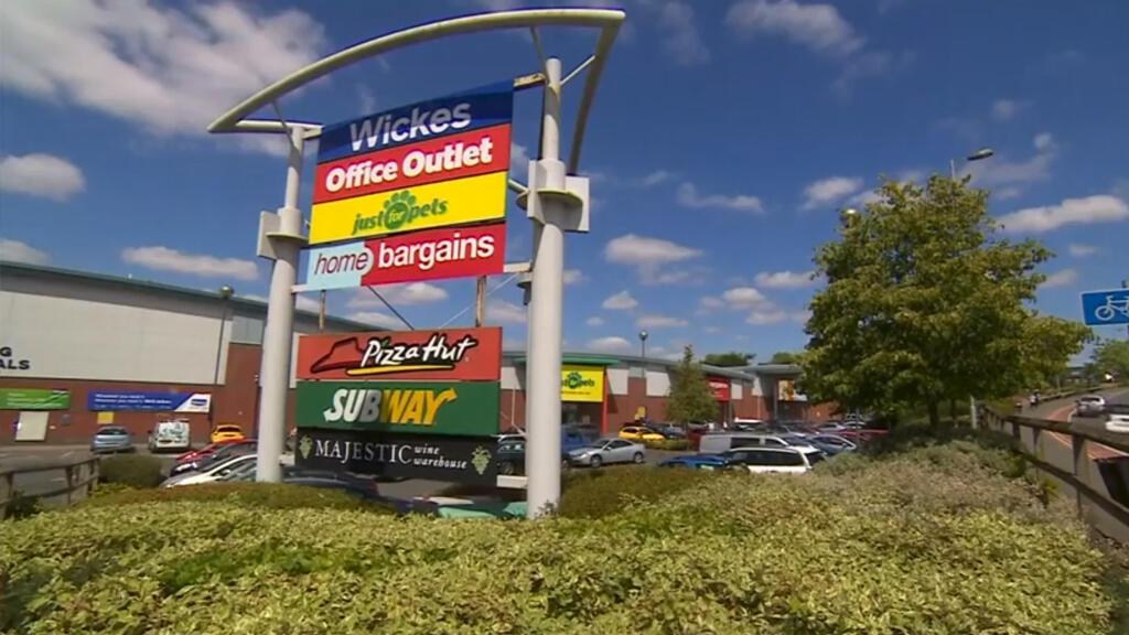 Para las autoridades de Worcester el ataque en el parqueadero del almacén Home Bargains fue deliberado.
