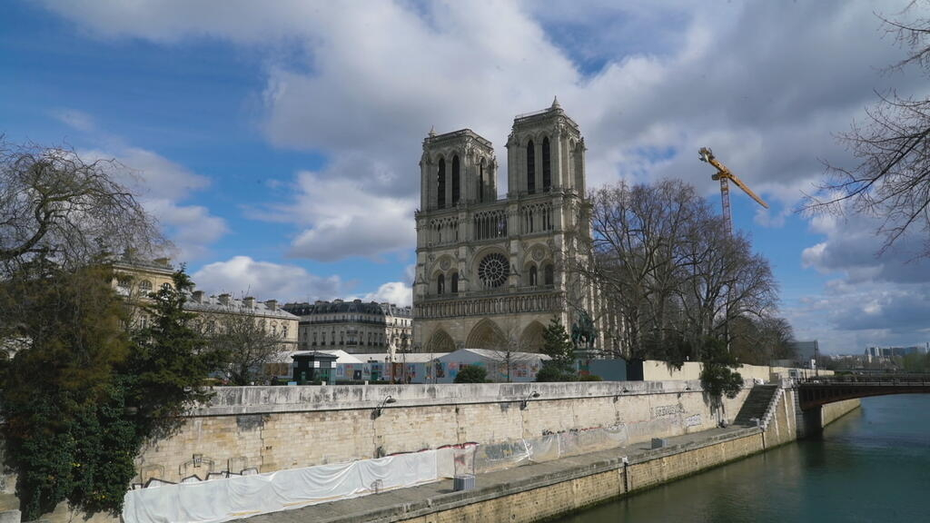 Rising from the flames: Paris's Notre-Dame Cathedral, two years on