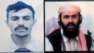 Archivo. Imágenes de Qasim al Rimi, líder de Al Qaeda en la península Arábiga. 2009