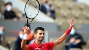 Novak Djokovic - Roland Garros