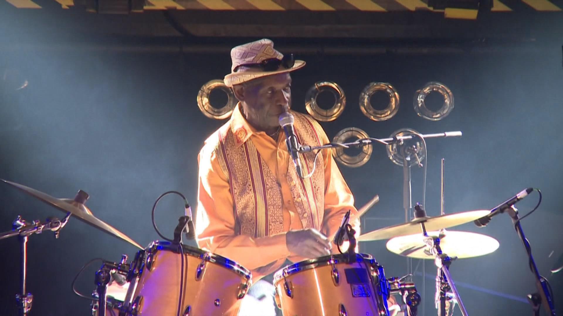 Tony Allen, le père de l'Afrobeat est décédé