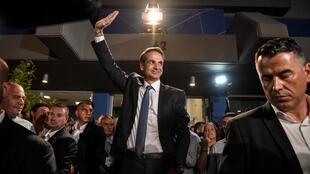 A year on from his election, Mitsotakis had impressed many observers for his handling of the coronavirus