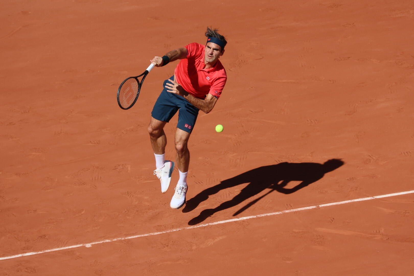 roland-Garros roger federer retour