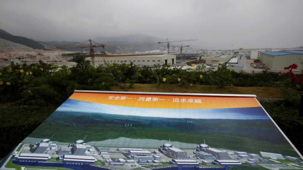 French operator examines gas build-up at Chinese nuclear plant