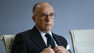 وزير الداخلية الفرنسي برنار كازنوف.