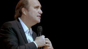 Xavier Niel, le 11 octobre 2018 à Paris
